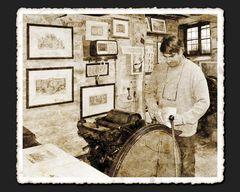 Gianni Basso, Tipografo & Stampatore