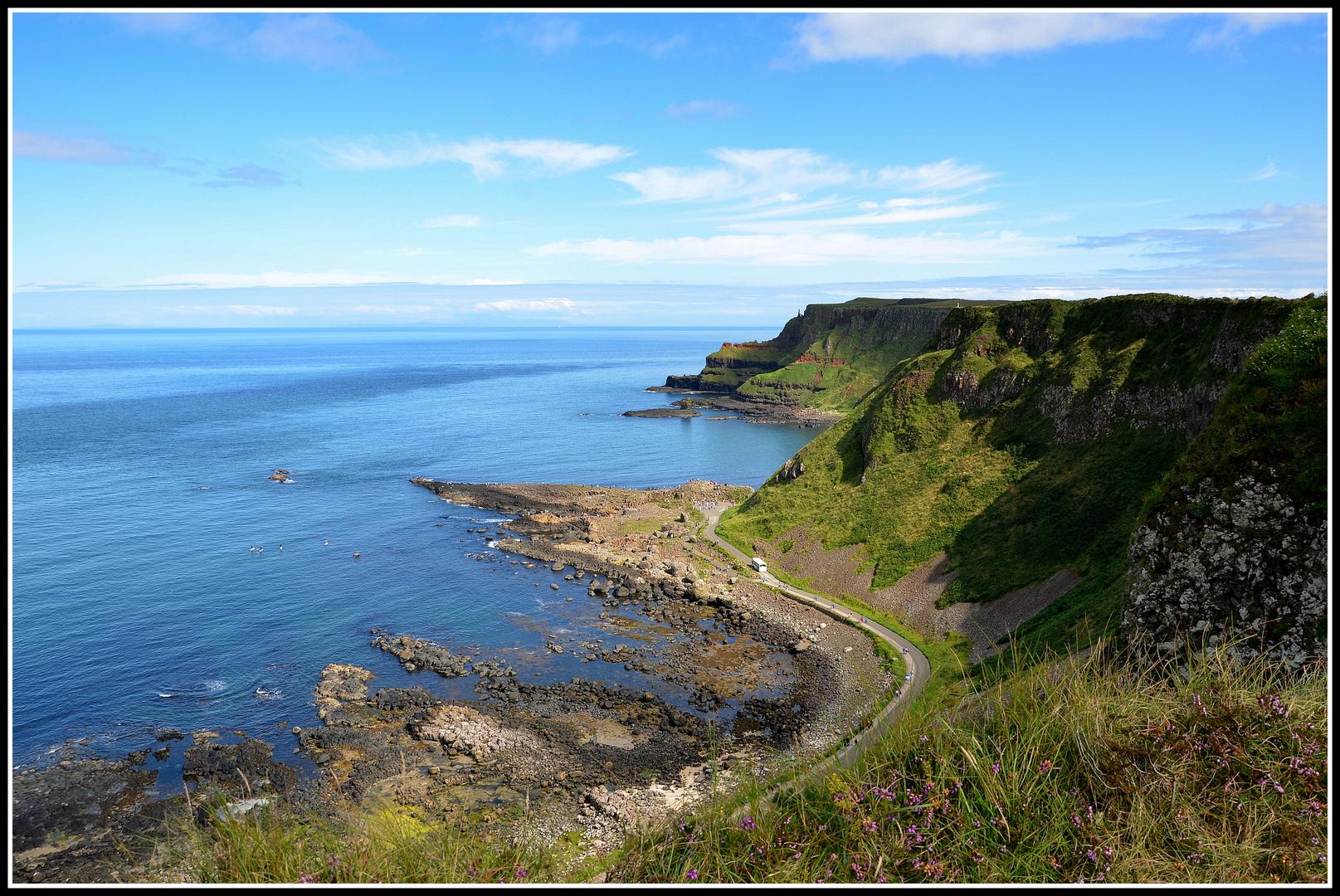 Giants Causeway - Co. Antrim - Northern Ireland