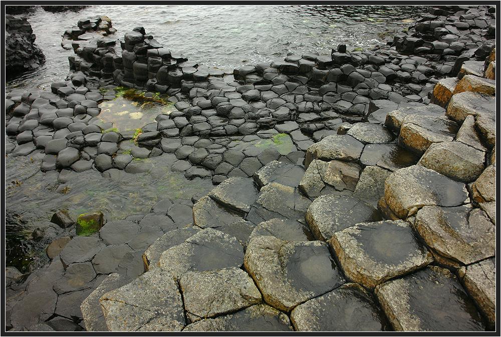 Giant's Causeway…