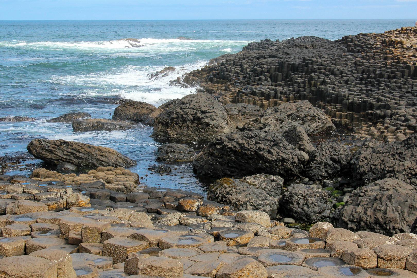 Giant's Causeway (Damm des Riesen)
