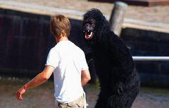 Gib Deinem Affen Zucker…