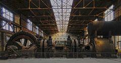 Gichtgas Generator