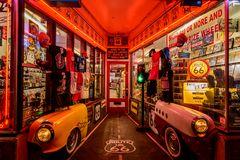 Giftshop, Route 66, Williams, Arizona, USA