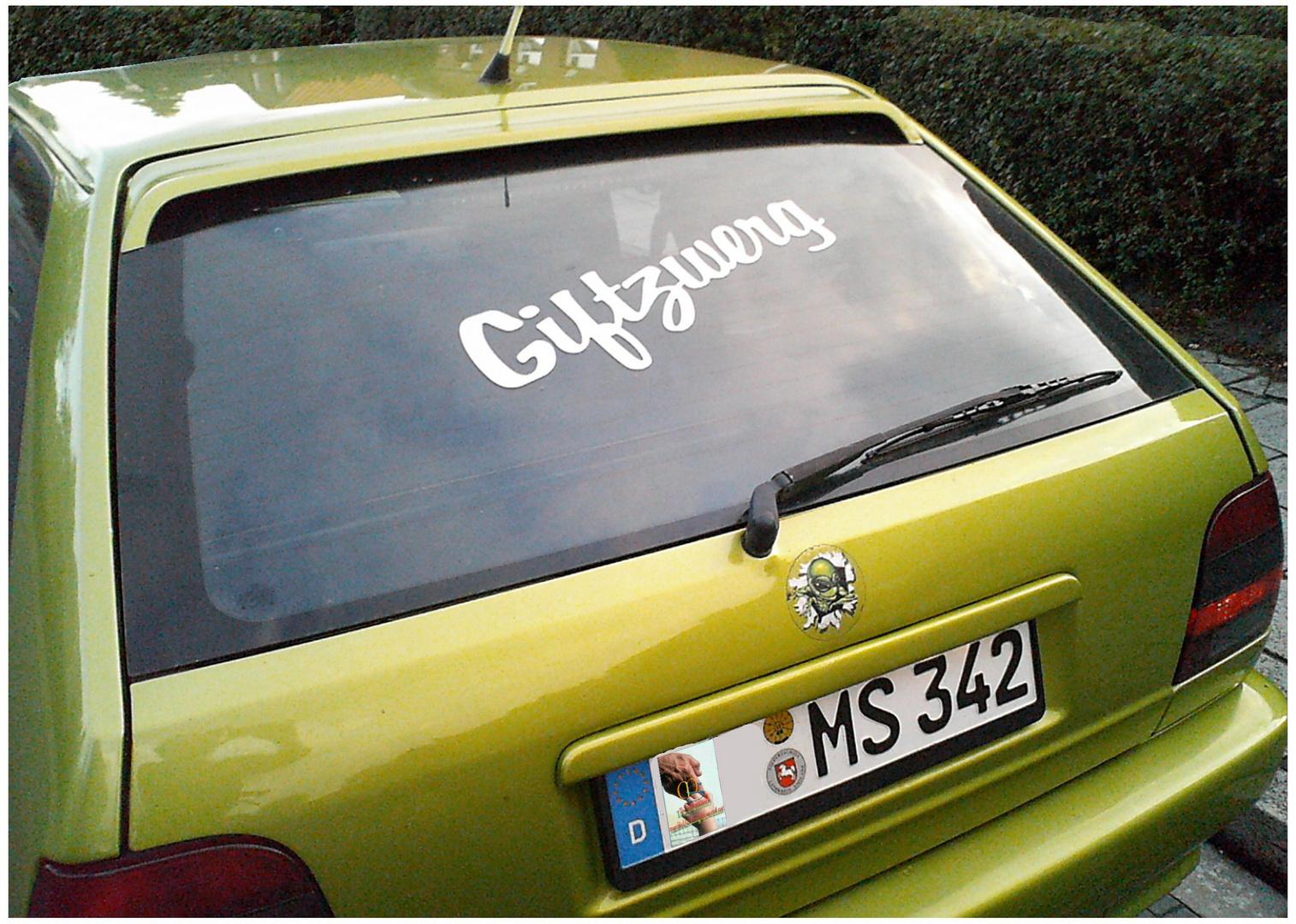 """""""GIFTZWERG..."""""""