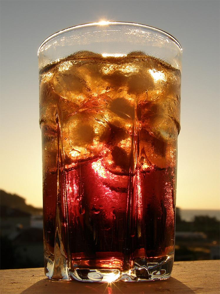 Gigantische Cola