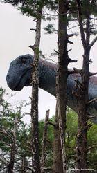 Gigantosaurius, Parque Cretácico de Sucre-Bolivia 2