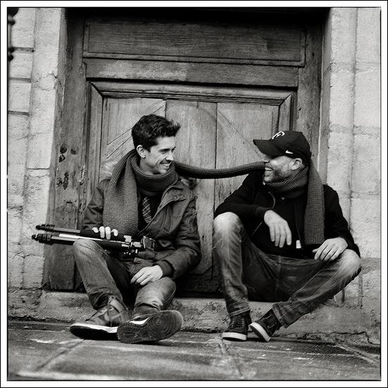 Gilles & Fabio