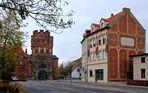 Gilt als das älteste Torgebäude ...