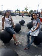 Gina y Merelyn