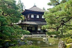 Ginkaku-Ji, Silberner Pavillon