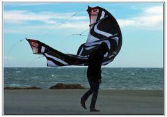 giocare col vento...