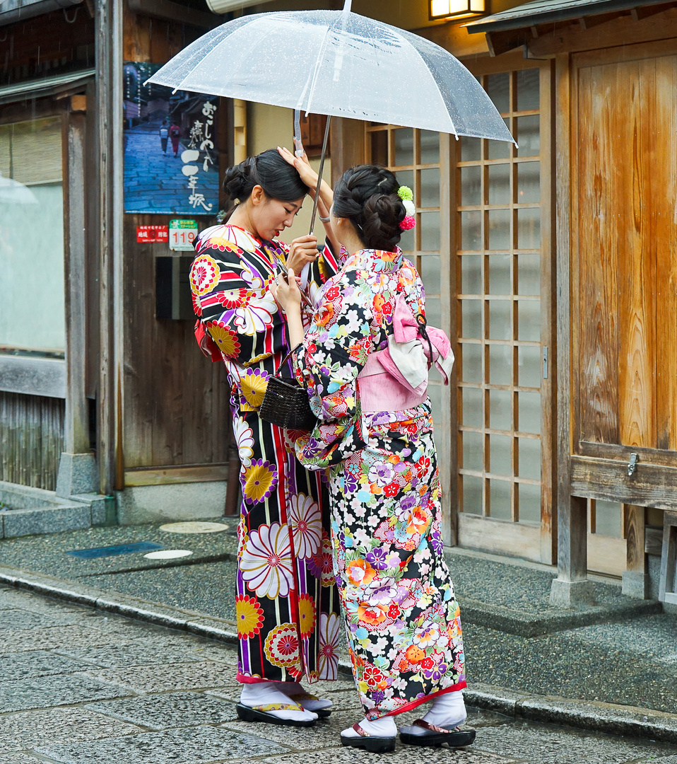 Gion beauties