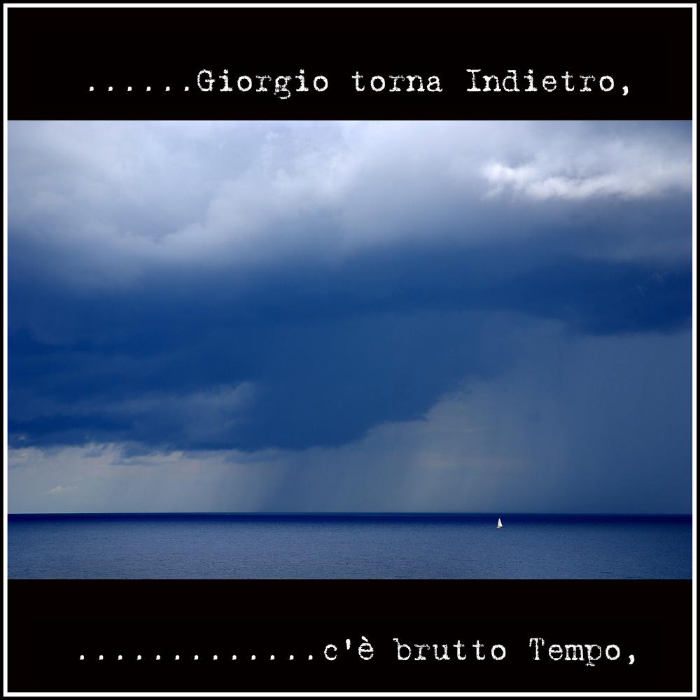 ...Giorgio torna Indietro,