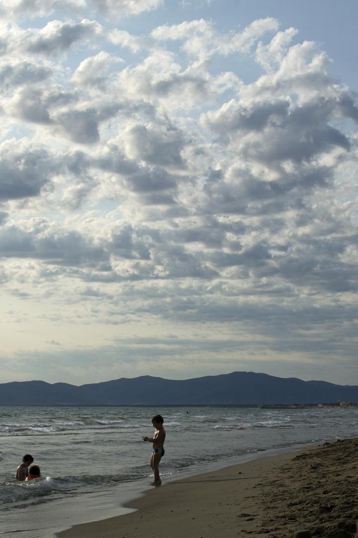 Giornata in spiaggia - Toscana