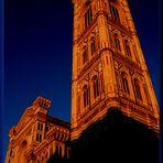 Giotto sul tramonto