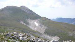 Gipfel des Corno Grande