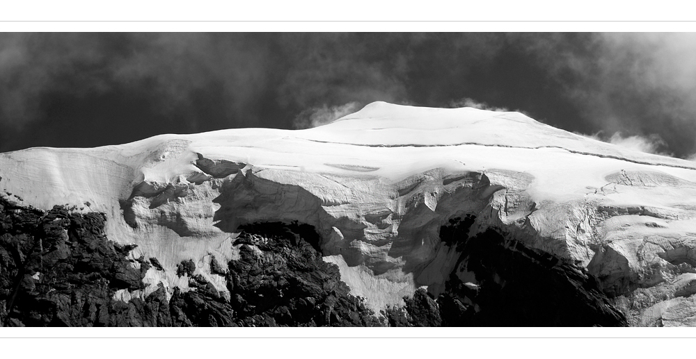 Gipfel des Weissmies 4017m