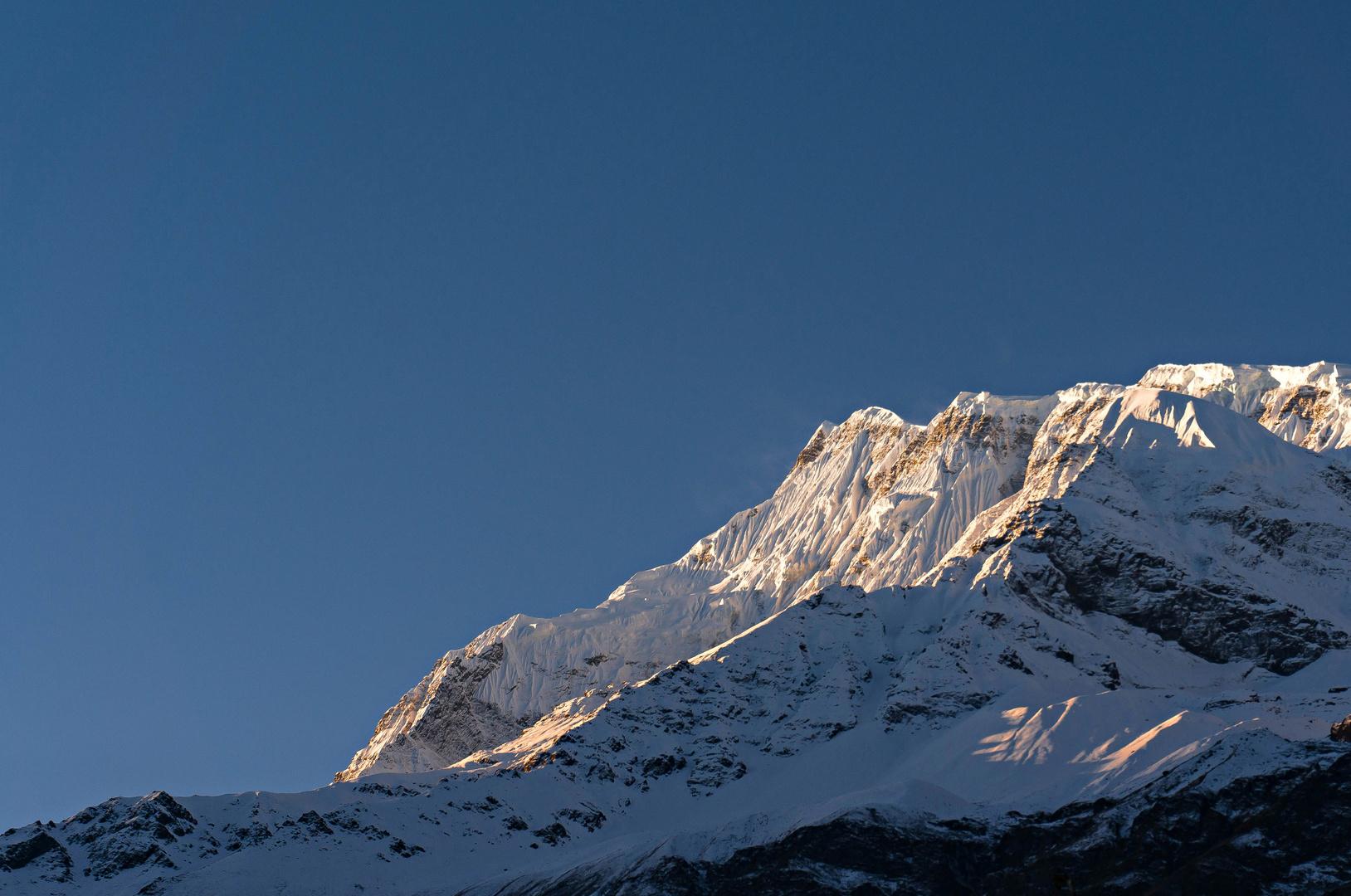Gipfel Nepals