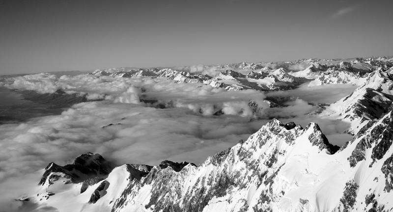 Gipfel Neuseelands