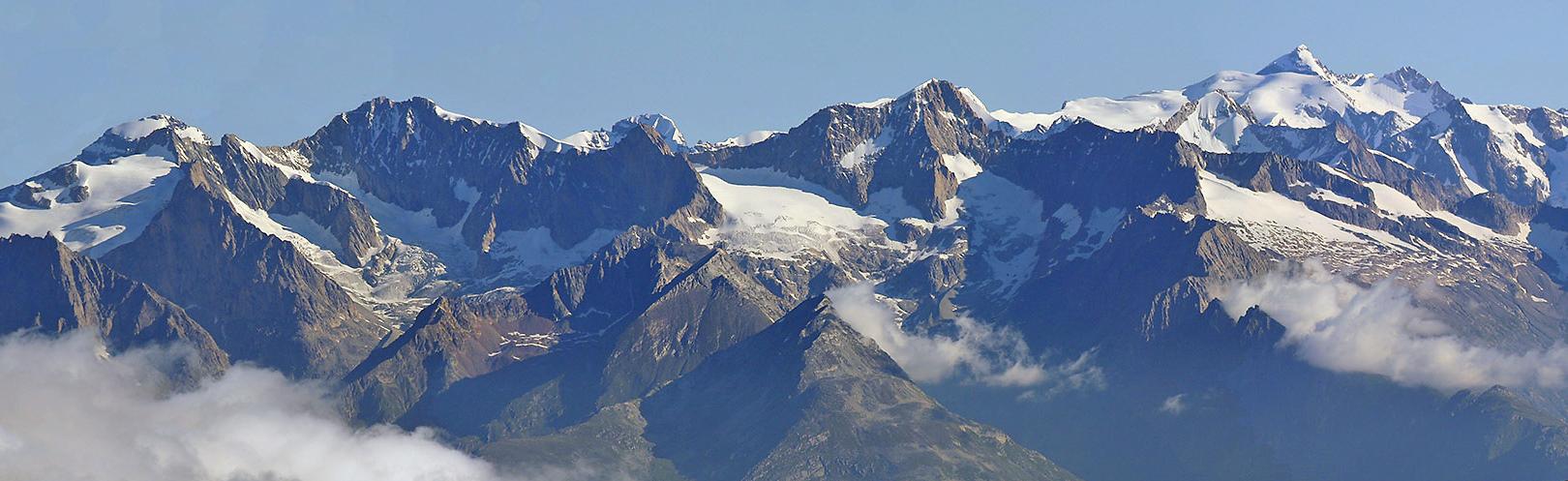 Gipfel über Gipfel