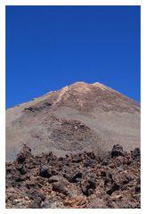 Gipfel vom Teide