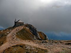 """"""" Gipfelaufstieg am Dobratsch auf 2167m """""""