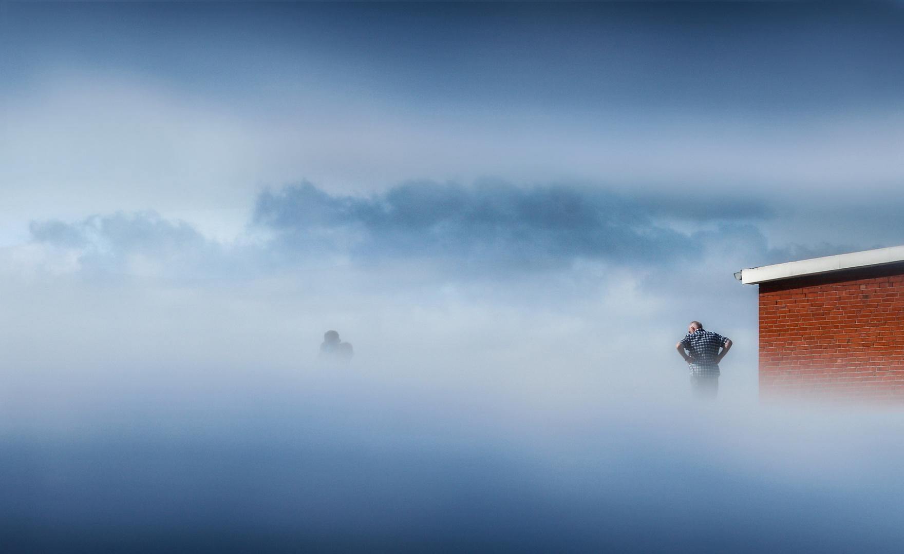 Gipfelbesteigung des Mount Everest (Ostfries./D)