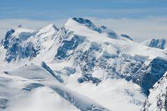 Gipfelblick Allalinhorn 2