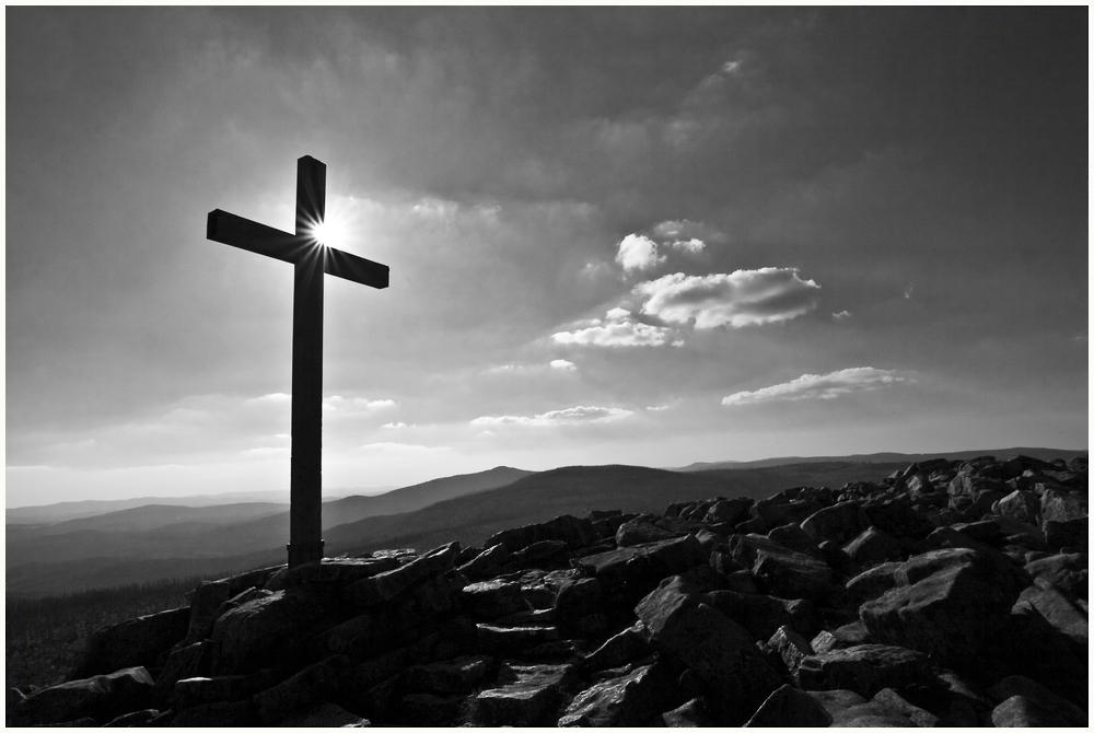 Gipfelkreuz...
