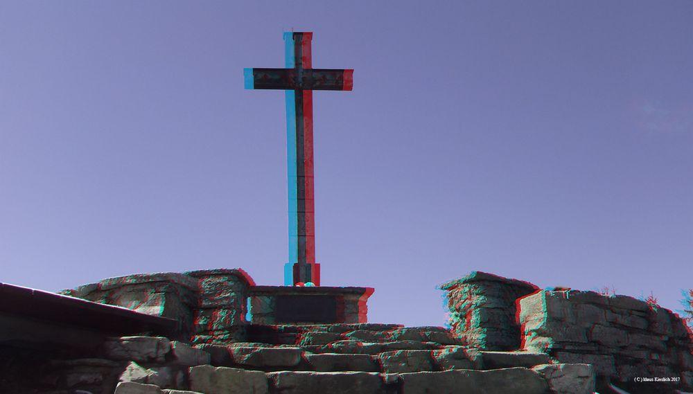 Gipfelkreuz auf dem Zwölferhorn
