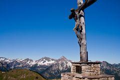Gipfelkreuz Neunerköpfle