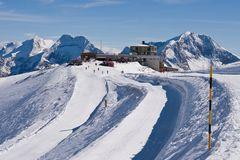 Gipfelstation Allalin