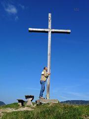 """""""Gipfelsturm an der Juget Alpe"""""""