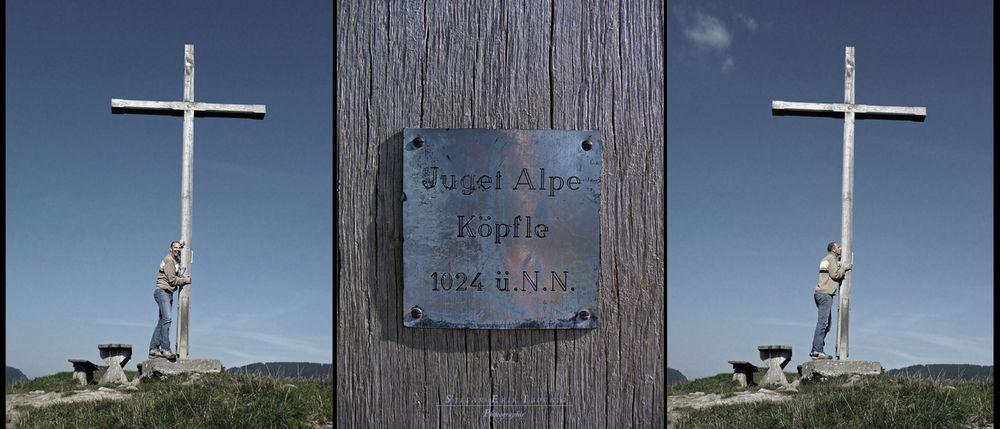 """""""Gipfelsturm an der Juget Alpe Extra"""""""