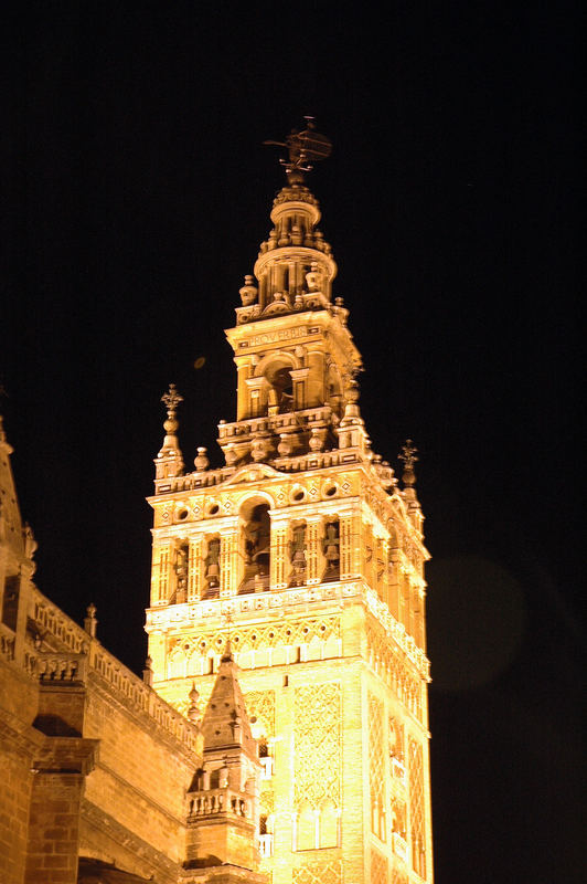Giralda. Sevilla City