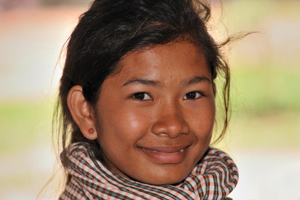 Girl from Bakong 2