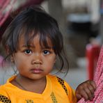 Girl from Banteay Chhmar Village 03