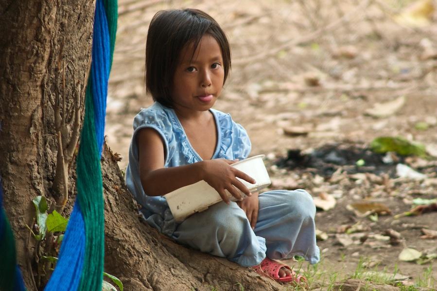 Girl in Vietnam