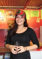 Girl mit Mütze