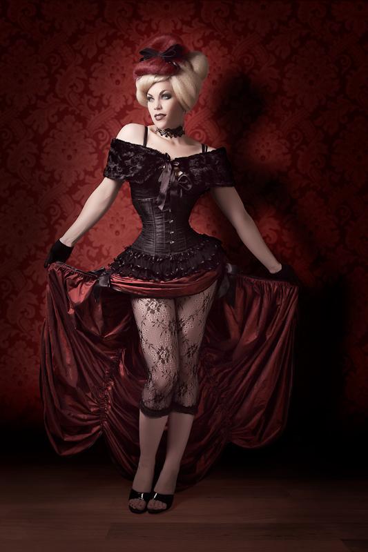 Girls on Film: Moulin Rouge II