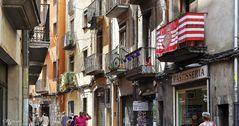 Girona - Altstadt
