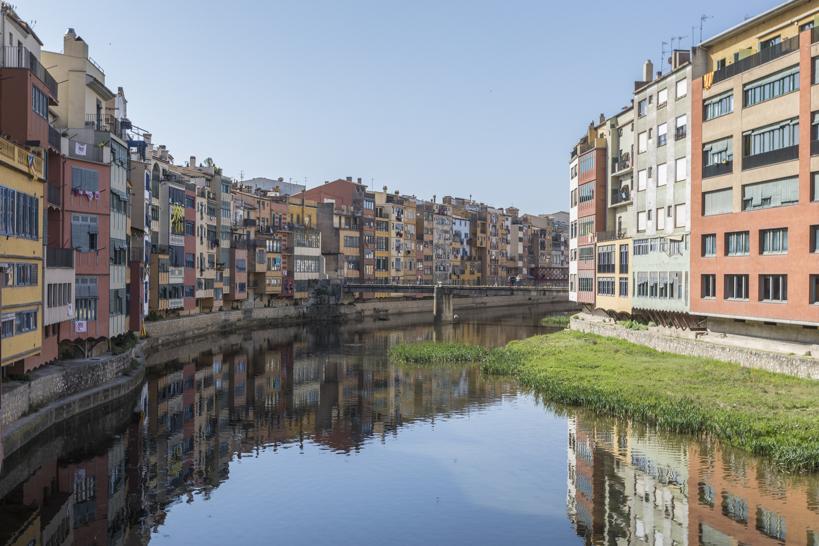 Girona i l'Onyar