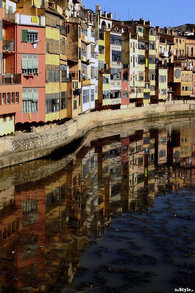 Girona, Katalonien