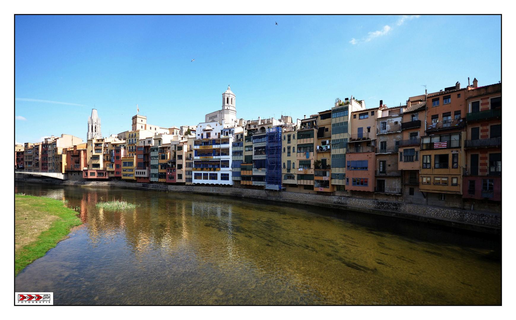 Girona - Katalonien - Spanien