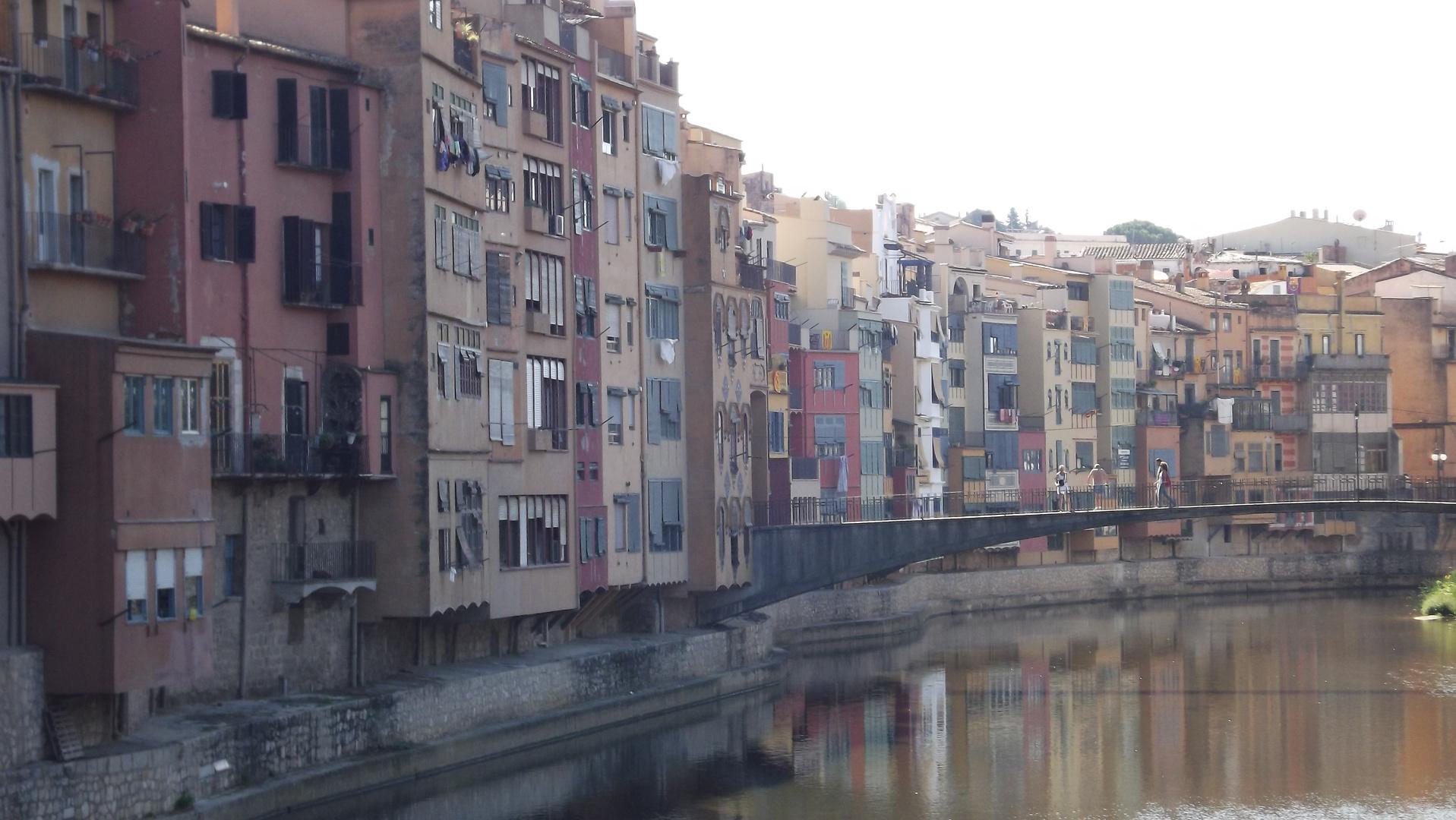 Girona muss man gesehen haben! Unbeschreiblich schön!!
