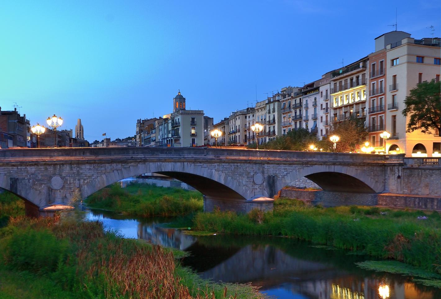Girona, Puente de Piedra
