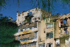 Girona-Spiegelungen # Reflejos de Girona IV