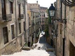 "Girona - tu nagrywano scene do filmu ""Pachnidlo"""