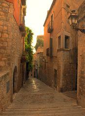 Gironas Altstadt # En el barrio viejo de Girona