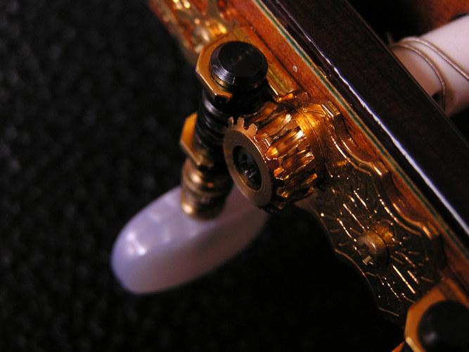 Gitarre - Detail I
